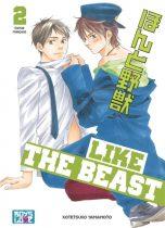 Like the beast T.02   9782368770597