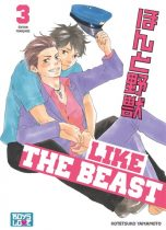 Like the beast T.03   9782368770603