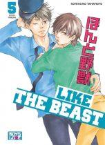 Like the beast T.05   9782368770627