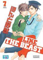 Like the beast T.07   9782368771709