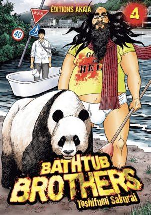 Bathtub Brothers T.04 | 9782369748960