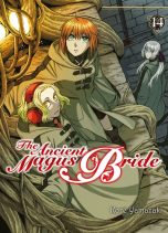 Ancient Magus Bride (The) T.14 | 9782372875226