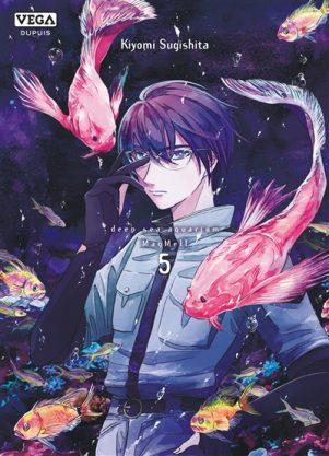 Deep sea aquarium magmell T.05 | 9782379500596