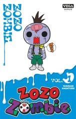 Zozo zombie - promo T.01 | 9782379501357