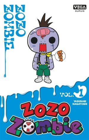 Zozo zombie - promo T.01   9782379501357