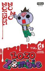 Zozo zombie - promo T.02 | 9782379501364