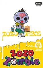 Zozo zombie - promo T.03 | 9782379501371