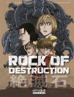 Rock of destruction | 9782379890796