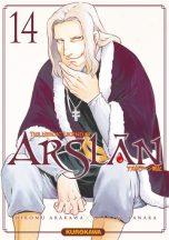 Heroic Legend of Arslan (The) T.14 | 9782380711011