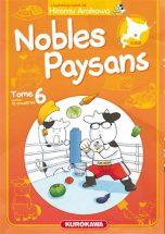 Nobles Paysans T.06   9782380711264