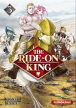 Ride-on king (The) T.03   9782380711356