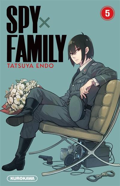 Spy x Family T.05 | 9782380711493