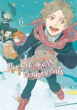 Nos c(h)oeurs evanescents T.06 | 9782382120279