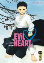 Evil Heart T.01 | 9782505000112