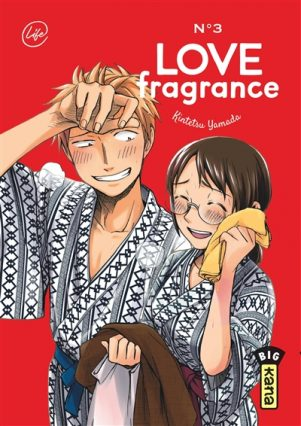 Love fragrance T.03 | 9782505088080