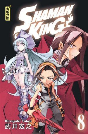 Shaman King - Star ed. T.08 | 9782505088448