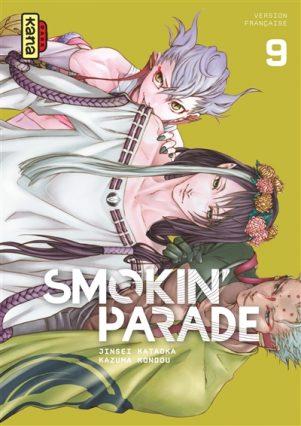 Smokin' parade T.09 | 9782505089094