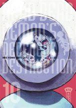 Dead Dead Demon's Dededededestruction T.10 | 9782505110323