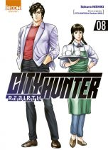 City Hunter - Rebirth T.08   9791032708200