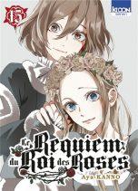 Requiem du Roi des Roses (le) T.15   9791032710043