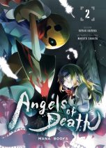 Angel of death T.02 | 9791035502898