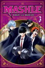 Mashle: Magic and muscles (EN) T.03   9781974725113