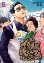 Way of the Househusband (The) (EN) T.06   9781974724611