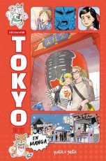 Découvrir Tokyo en manga | 9782380460216