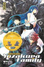 Mission Yozakura family T.03 Ed. Collector   3701167199749