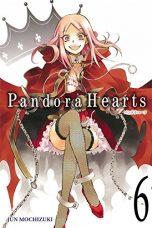 Pandora Hearts (EN) T.06   9780316076159