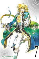 Pandora Hearts (EN) T.07   9780316076166