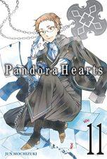 Pandora Hearts (EN) T.11   9780316197298