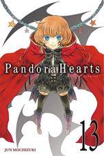 Pandora Hearts (EN) T.13   9780316197335
