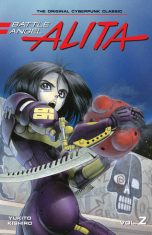 Battle angel Alita - omnibus ed. (EN) T.02   9781646512584