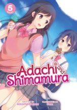 Adachi and Shimamura - LN (EN) T.05   9781648272004