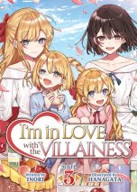 I'm in Love with the Villainess - LN (EN) T.03   9781648275579