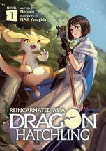 Reincarnated as a dragon hatchling - LN (EN) T.01 | 9781648275814