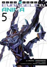 Neon Genesis Evangelion: Anima - LN (EN) T.05   9781648279355