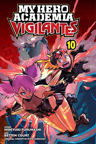 My Hero Academia - Vigilantes (EN) T.10 | 9781974722938