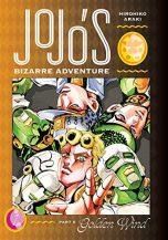 Jojo's Bizarre Adventure - Part 5: Golden wind (EN) T.01 | 9781974723492