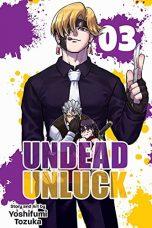 Undead unluck (EN) T.03 | 9781974724659