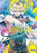 Karneval (EN) T.12 (release in July) | 9781975323158