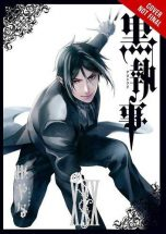 Black Butler (EN) T.30 (release in August) | 9781975324858