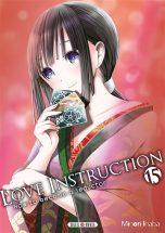 Love Instruction T.15 | 9782302091771