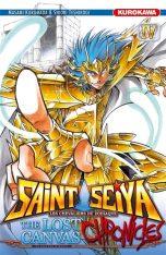 Saint Seiya - Lost Canvas Chronicles T.04 | 9782351429488