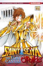 Saint Seiya - Lost Canvas Chronicles T.07 | 9782351429594