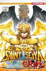 Saint Seiya - Lost Canvas Chronicles T.10 | 9782368521328