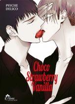 Choco strawberry vanilla   9782368775363