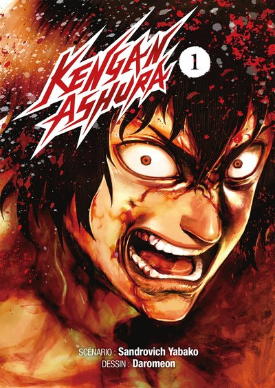 Kengan ashura T.01 | 9782382752234