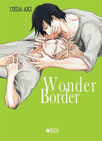 Wonder border   9782382760451